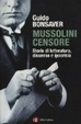 Cover of Mussolini censore