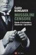 Cover of Mussolini censore