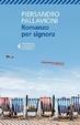 Cover of Romanzo per signora