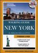 Cover of New York walking guide. Con cartina estraibile