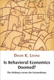 Cover of Is Behavioral Economics Doomed?