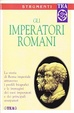 Cover of Gli Imperatori romani