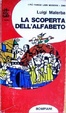 Cover of La scoperta dell'alfabeto