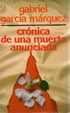 Cover of Crónica de una muerte anunciada