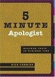 Cover of 5 Minute Apologist