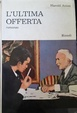 Cover of L'ultima offerta