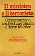 Cover of Il ministro e il terrorista