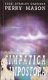 Cover of El caso de la simpática impostora