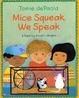 Cover of Mice Squeak, We Speak Board BO