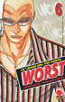 Cover of Worst vol. 6