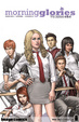 Cover of Morning Glories Volume 1 TP
