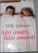 Cover of Veri amori falsi amanti