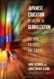 Cover of Japanese Education in an Era of Globalization