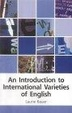 Cover of An Introduction to International Varieties of English