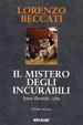 Cover of Il mistero degli incurabili