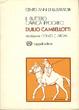 Cover of Il buttero cavalca Ippogrifo. Duilio Cambellotti