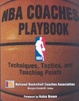 Cover of NBA Coaches Playbook