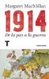 Cover of 1914, de la paz a la guerra