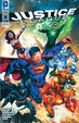Cover of Justice League n. 2