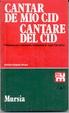Cover of Cantar de mio CidCantare del Cid