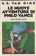 Cover of Le nuove avventure di Philo Vance