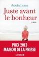 Cover of Juste avant le bonheur