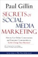 Cover of Secrets of Social Media Marketing