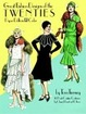 Cover of Great Fashion Designs of the Twenties Paper Dolls in Full Color