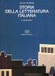 Cover of Storia della letteratura italiana. Il Novecento