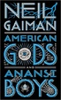 Cover of American Gods and Anansi Boys