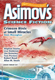 Cover of Asimov's Science Fiction, January-February 2017