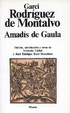 Cover of Amadís de Gaula