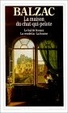 Cover of La Maison du chat-qui-pelote- Le bal de Sceaux - La Vendetta - La Bourse