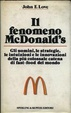 Cover of Il fenomeno McDonald's
