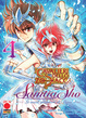 Cover of I Cavalieri dello Zodiaco - Saintia Sho vol. 4