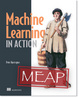 Cover of Machine Learning in Action
