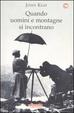 Cover of Quando uomini e montagne si incontrano