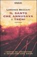 Cover of Il santo che annusava i treni