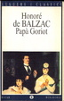 Cover of Papà Goriot