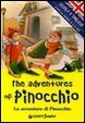 Cover of The adventures of Pinocchio-Le avventure di Pinocchio