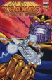 Cover of Thanos: La saga del infinito #1 (de 4)