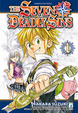 Cover of The Seven Deadly Sins vol. 1