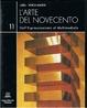 Cover of L'arte del Novecento dall'Espressionismo al Multimediale, Vol. XI