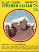 Cover of Ellery Queen presenta Inverno Giallo '74-'75