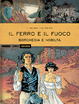 Cover of Il ferro e il fuoco vol. 1: Borghesia e nobiltà