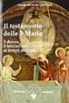 Cover of Il testamento delle 3 Marie