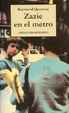 Cover of Zazie en el metro