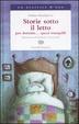 Cover of Storie sotto il letto per dormire... quasi tranquilli