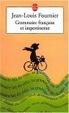 Cover of Grammmaire française et impertinente
