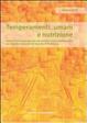 Cover of Temperamenti umani e nutrizione